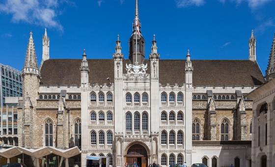 Guild Hall London